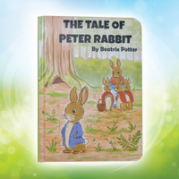 The Tale of Peter Rabbit Photo Book