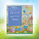 Easter Fiber Optic Picture Frame
