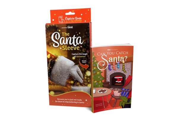The Santa Sleeve / Can You Catch Santa Bundle