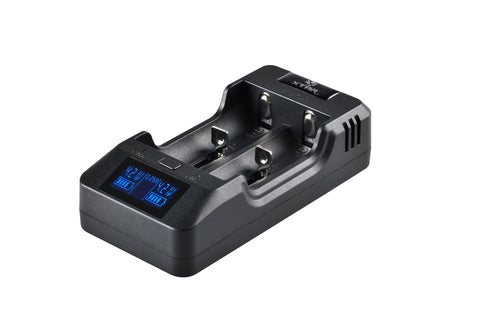 XTAR VP2 Charger - XTAR Direct