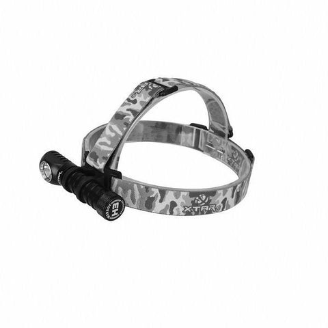 XTAR H3 Warboy CREE XM-L2 U3 Headlamp - XTAR Direct