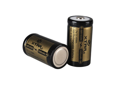 XTAR 18350 850mAh IMR Battery (Unprotected) - XTAR Direct