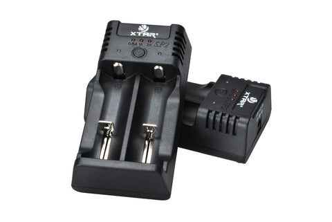XTAR SP2 Charger - XTAR Direct