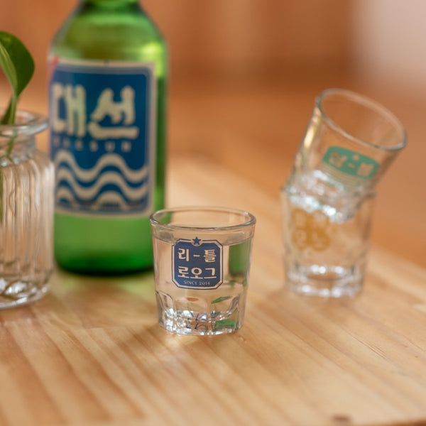 Soju Glass