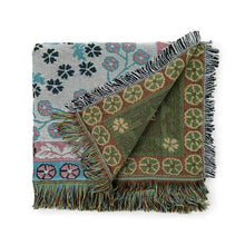 Load image into Gallery viewer, Woven Throw & Picnic Rug - All You Need is Love