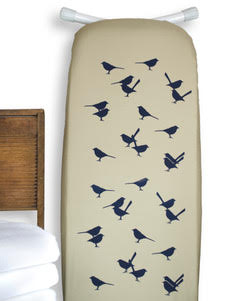 Ironing Board Cover - Wrens