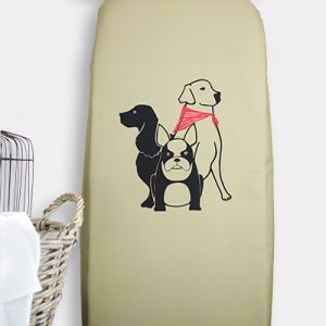 Ironing Board Cover - Dogs