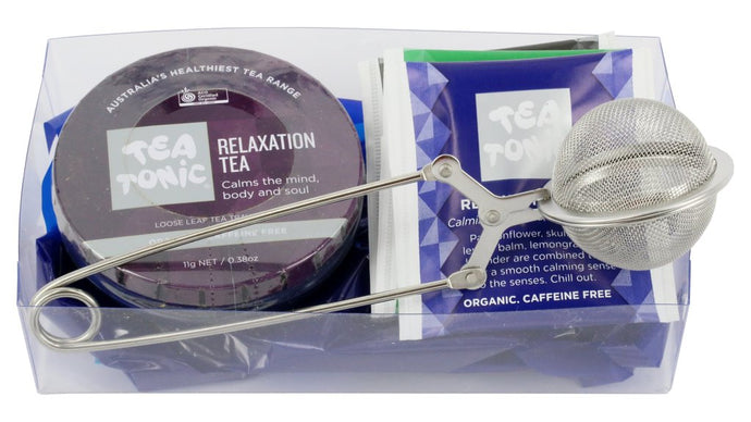 Tea Tonic - Relaxation Tea Travel Pack