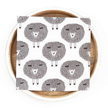 Load image into Gallery viewer, Napkins - Snoozy Sheep