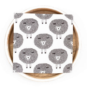 Napkins - Snoozy Sheep