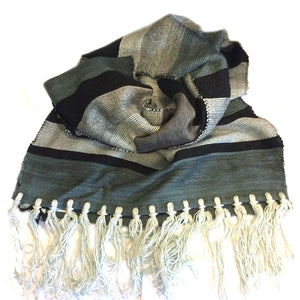 Bamboo Scarf - Storm