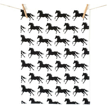 Load image into Gallery viewer, Tea Towel - Galloping Horses