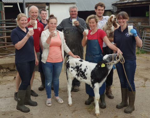 Bradfields Farm Team