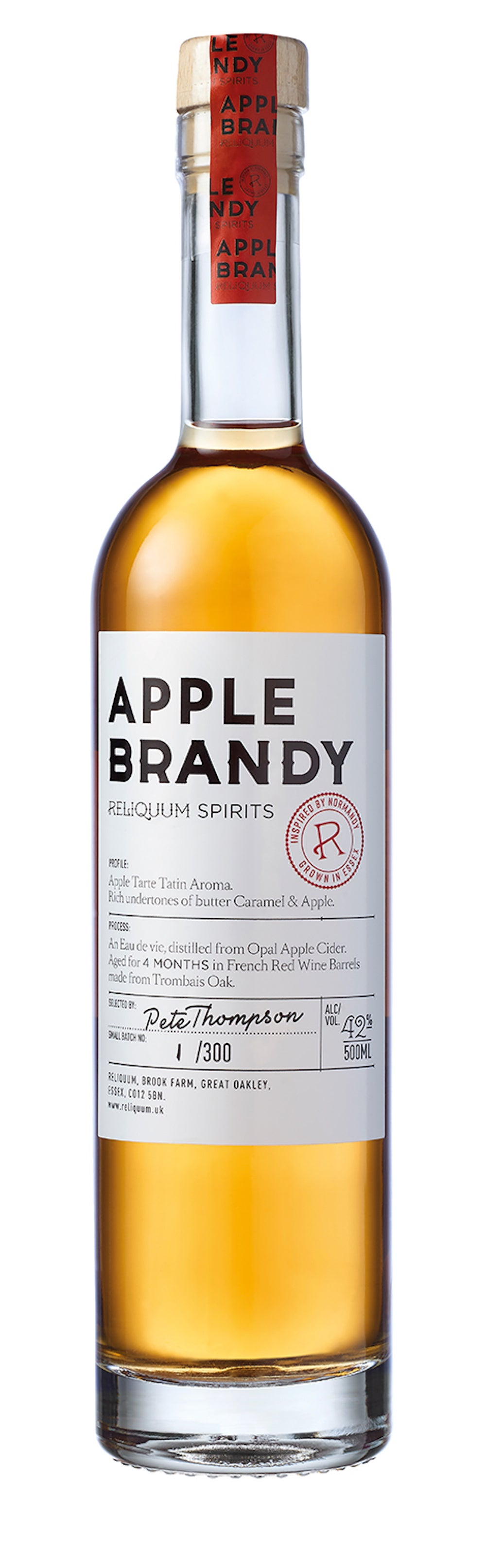 Reliquum Apple Brandy
