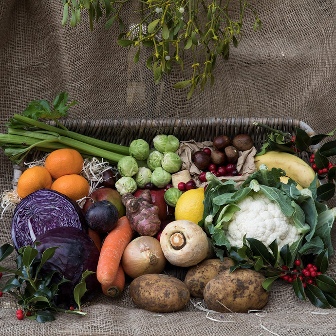 Christmas Fruit and Veg Box