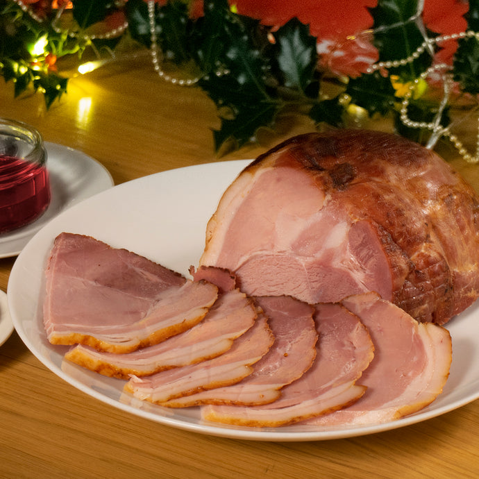 Dingley Dell Christmas Ham
