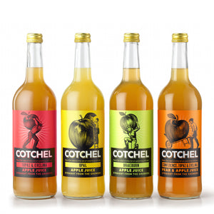 Cotchel Mixed Juice Pack (6 x 750ml)