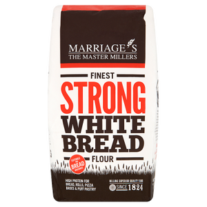 Marriage's Finest Strong White Bread Flour