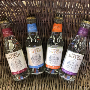 Double Dutch Tonic Water Taster Pack