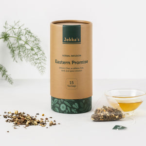 Eastern Promise Herbal Infusions by Jekka