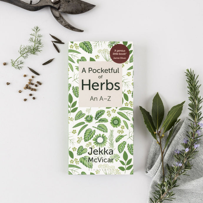 Jekka's Pocketful-of-Herbs by Jekka McVicar