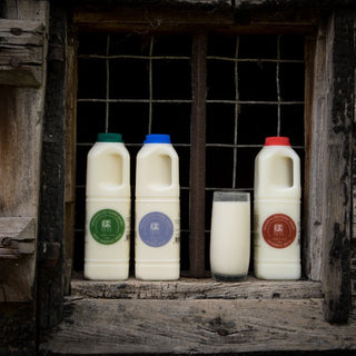 Mlik by Bradfields Farm Dairy