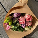Hand-tied Posies by Myrtle and Moss