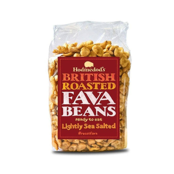 Lightly Sea Salted Roasted Fava Beans