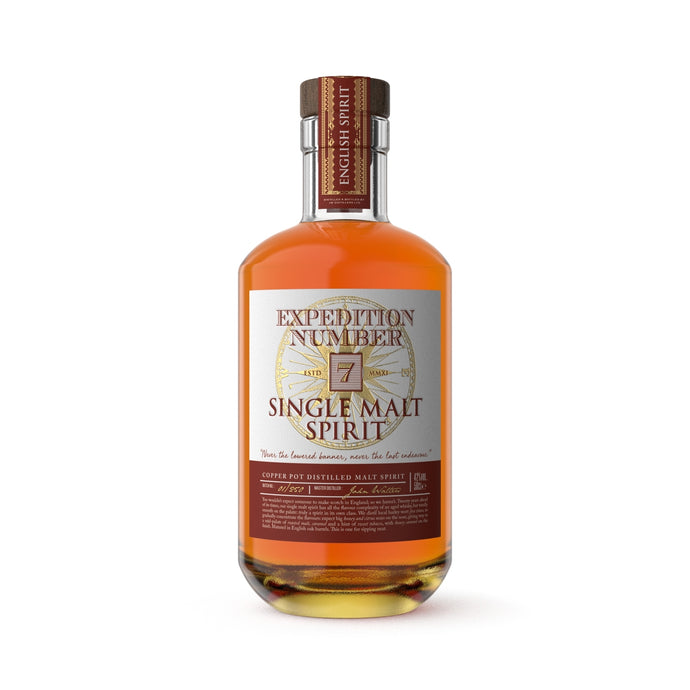 Single Malt Spirit by the English Spirit Distillery