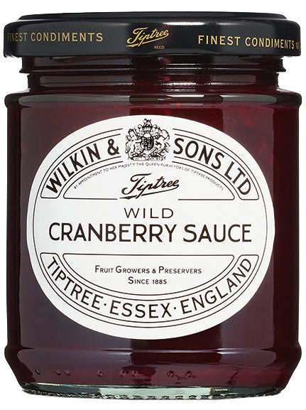 Wild Cranberry Sauce by Tiptree