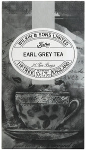 Tiptree Earl Grey tea bags
