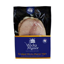 Load image into Gallery viewer, Smoked ham by Wicks Manor