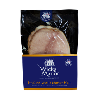 Honey roast ham by Wicks Manor