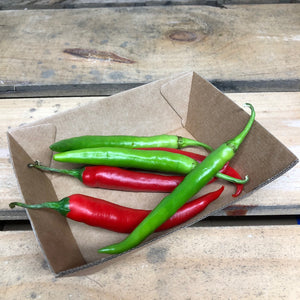 Fresh Chillies