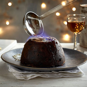 Gluten Free Christmas Puddings by LillyPuds