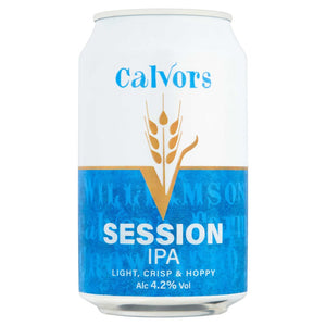 Session IPA (4 x 330ml cans)