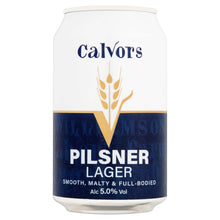 Load image into Gallery viewer, Pilsner Lager Fridge Pack (4 x 330ml cans)