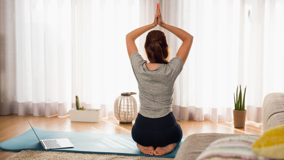 An Educator's Experience Practicing Yoga Every Day for a Week