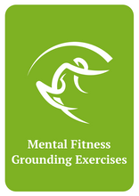 Load image into Gallery viewer, Mental Fitness: Grounding Exercises