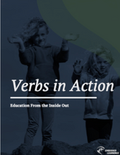 Load image into Gallery viewer, Verbs in Action Mini Pack