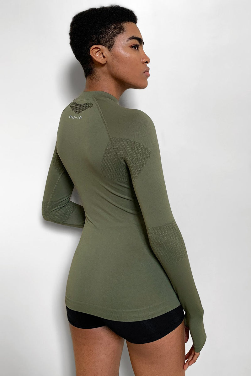 Long Sleeve Compression Top