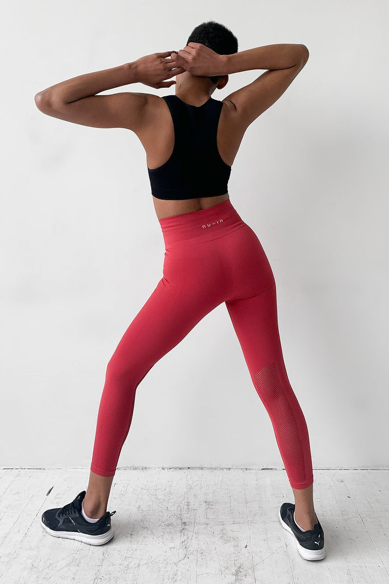 High Waist Compression Leggings