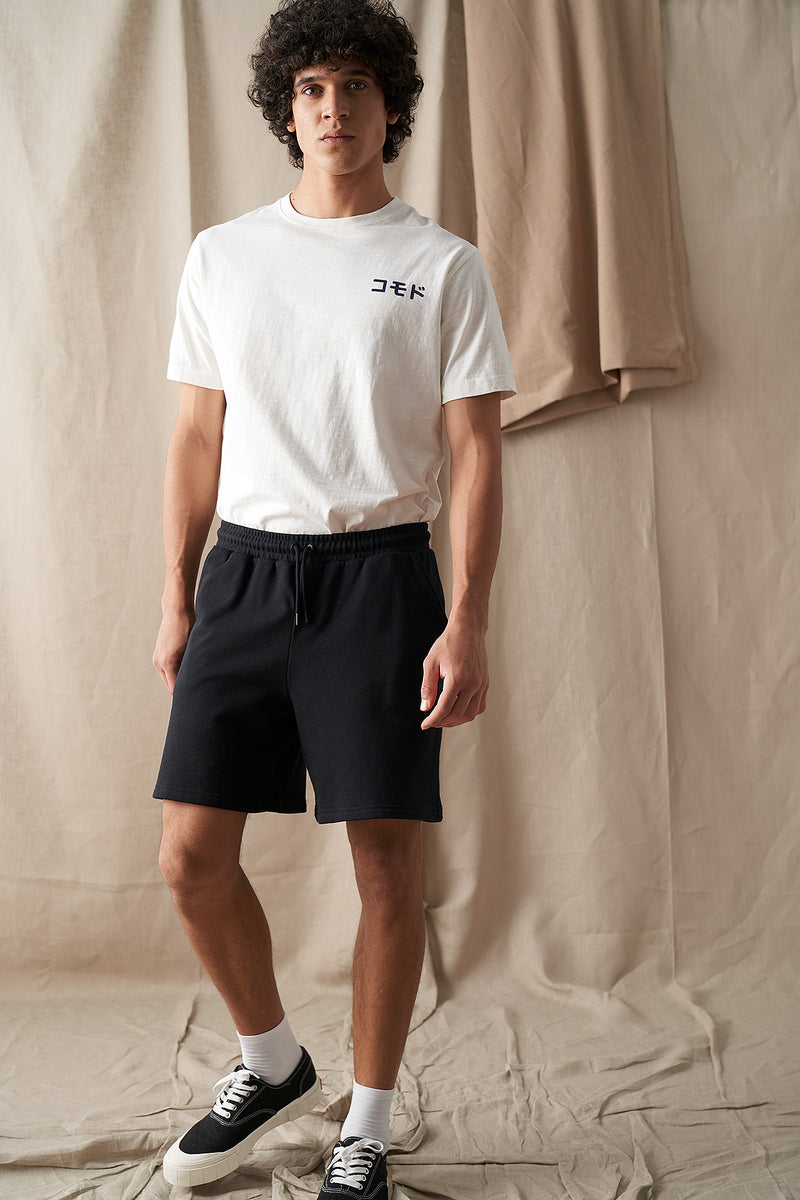 Drawstring Lounge Shorts