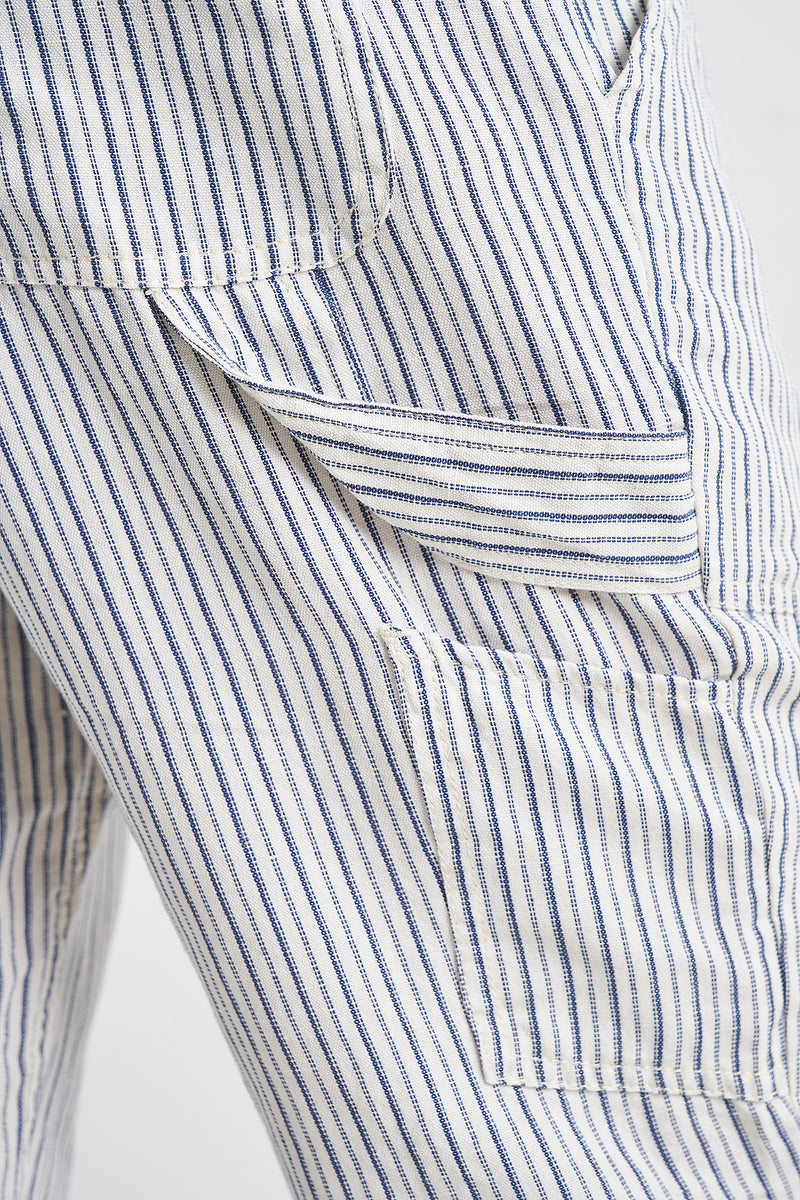 Konnect Shorts Pin Stripe