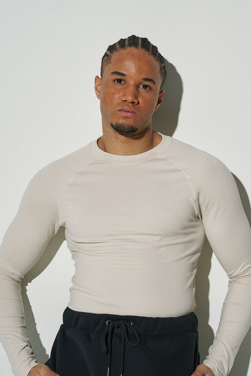 Compression Long Sleeve Top