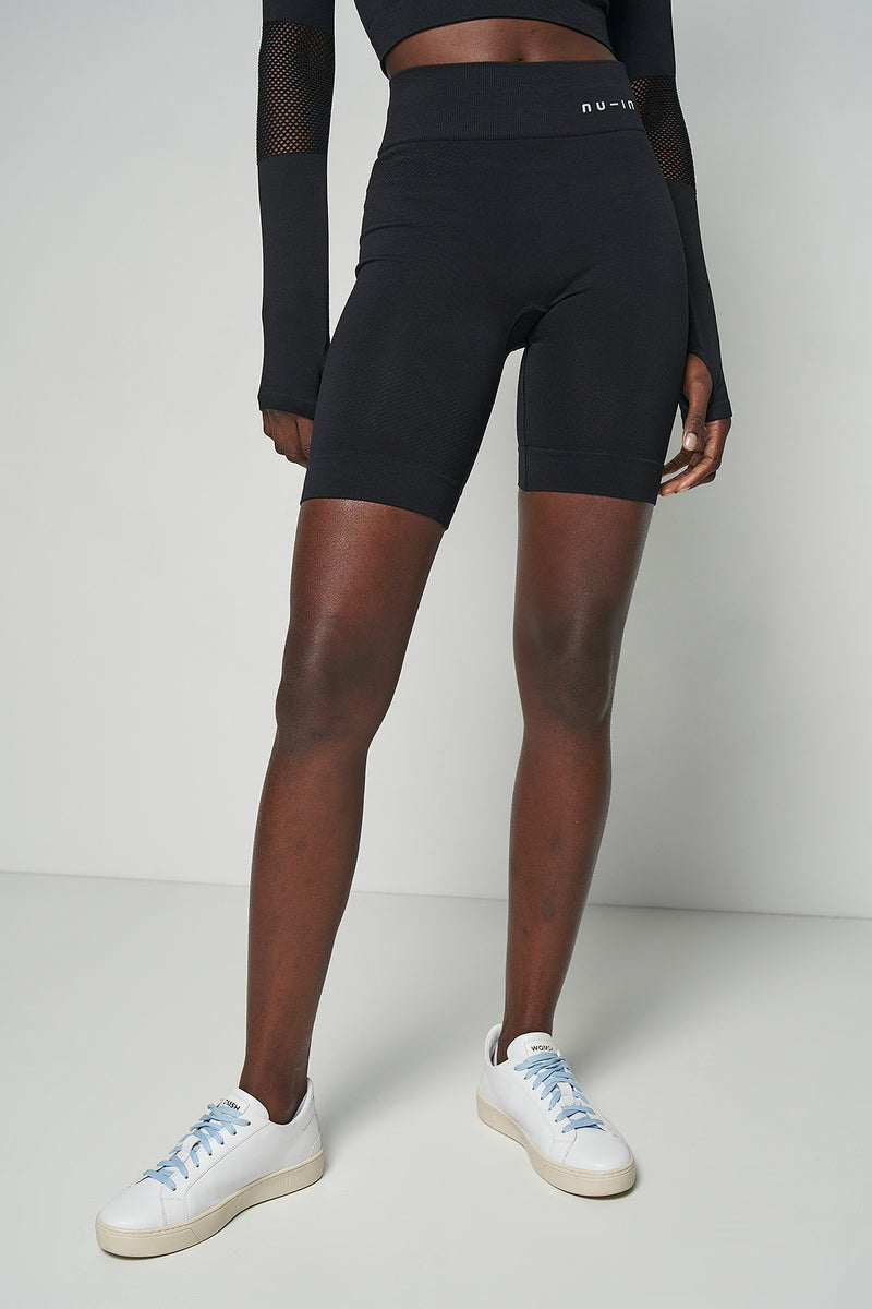 Mid Rise Cycling Shorts