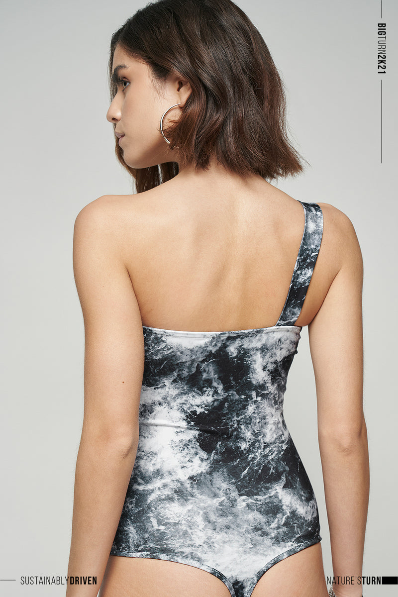 Limited Edition One Shoulder Bodysuit