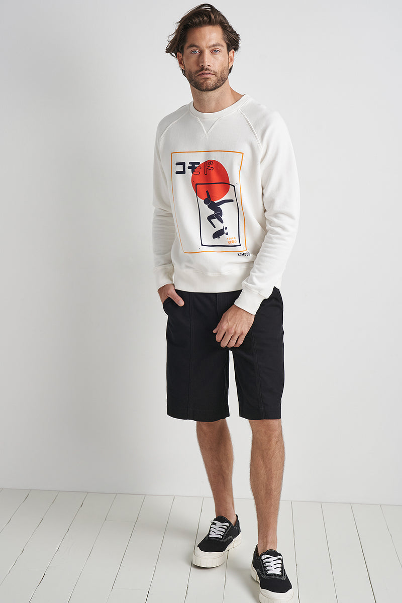 Anton SK8 Team Japan Sweat Mens