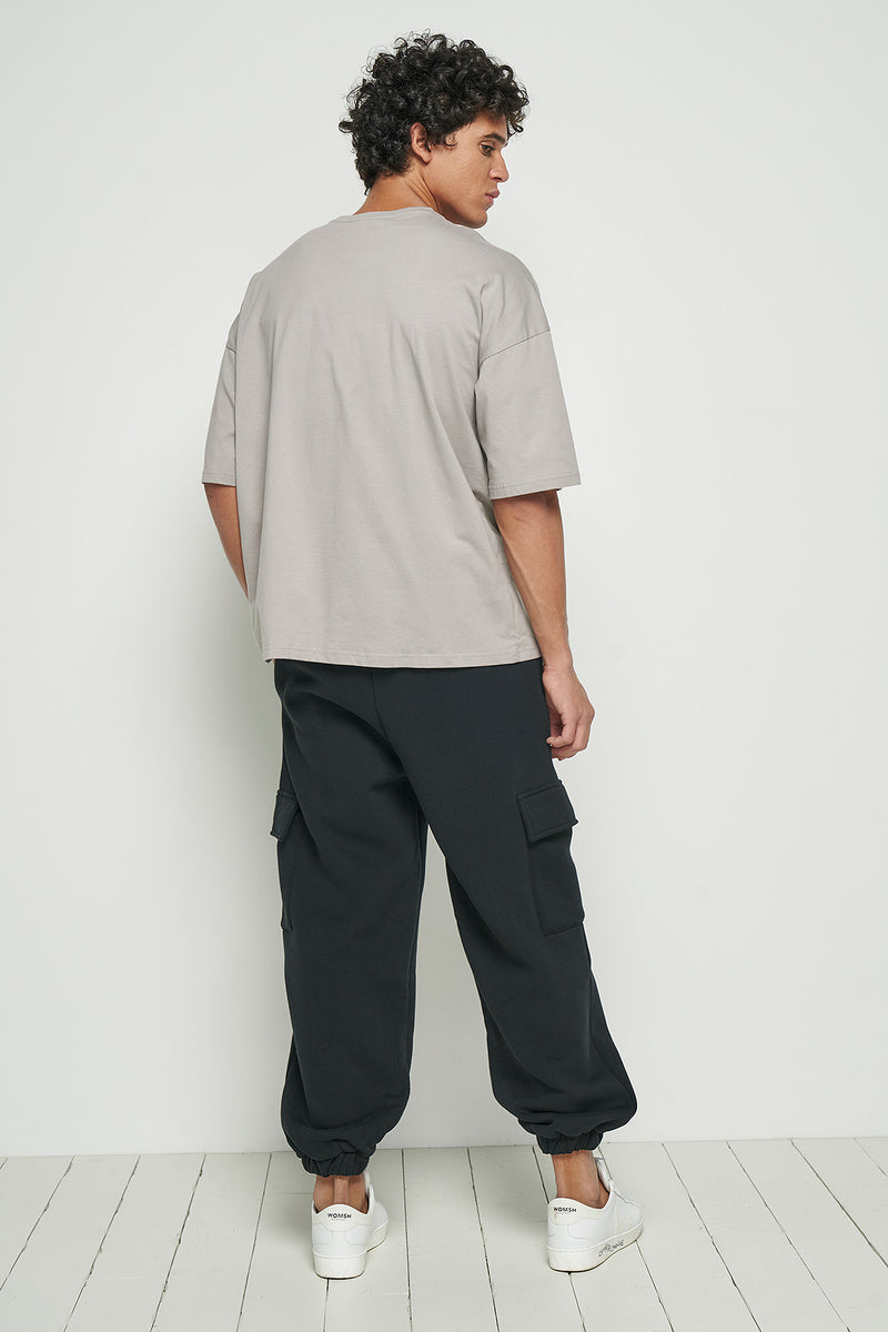 100% Recycled Cargo Pocket Joggers