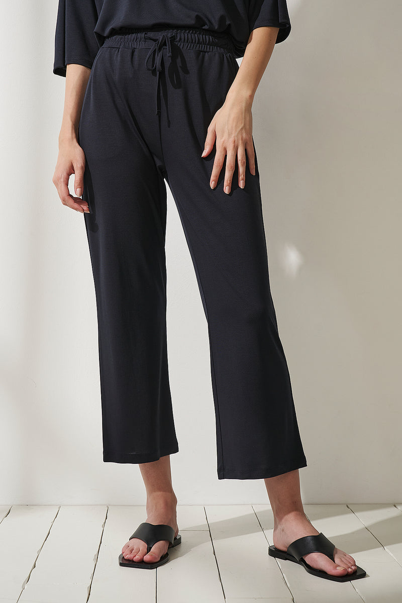 Cropped Lounge Pants